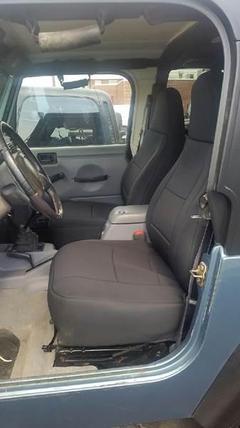 1998 Jeep Wrangler 2dr Sport 4WD SUV - Poplar Bluff MO