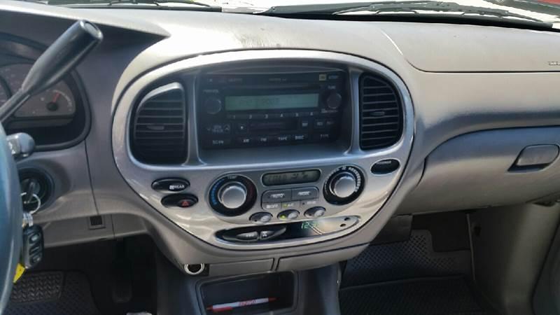 2003 Toyota Sequoia Limited 4WD 4dr SUV - Poplar Bluff MO
