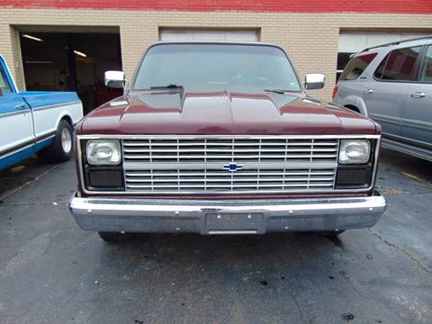1984 Chevrolet C/K 10 Series for sale in Poplar Bluff, MO