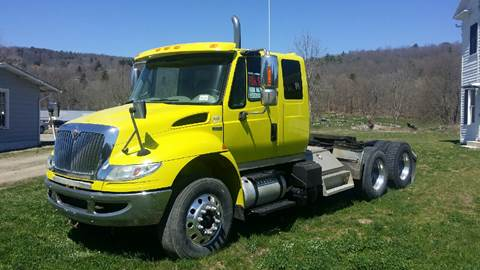 2008 International 8500 Extended Cab for sale at Crane's Auto Sales in Addison NY