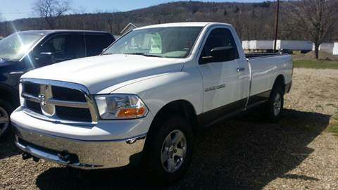 2012 RAM Ram Pickup 1500 for sale in Addison, NY
