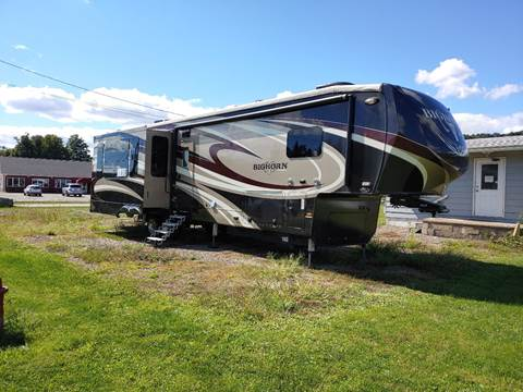 2016 Heartland Big Horn 3760EL for sale at Crane's Auto Sales in Addison NY