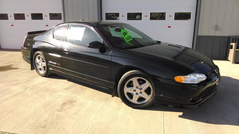 2004 Chevrolet Monte Carlo SS Supercharged 2dr Coupe - Grand Forks ND