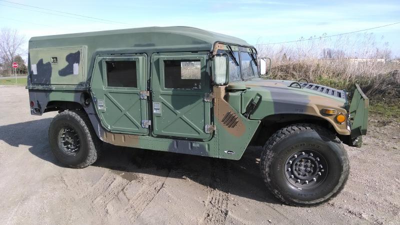 1990 AM General HUMVEE M998  - Grand Forks ND