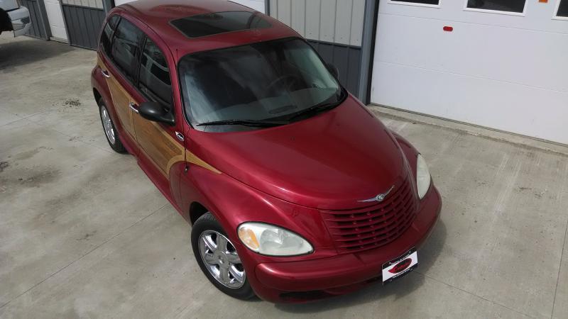 2003 Chrysler PT Cruiser Limited Edition 4dr Wagon - Grand Forks ND
