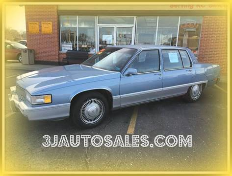 1990 Cadillac Fleetwood for sale in Kansas City, MO