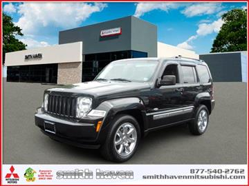 2012 Jeep Liberty for sale in Saint James, NY