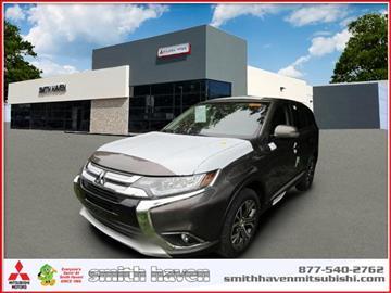2017 Mitsubishi Outlander for sale in Saint James, NY