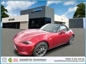 2016 Mazda MX-5 Miata for sale in Saint James, NY