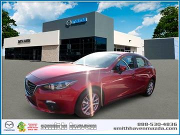 2016 Mazda MAZDA3 for sale in Saint James, NY