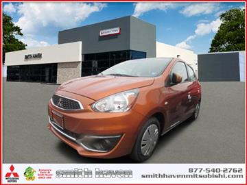 2017 Mitsubishi Mirage for sale in Saint James, NY
