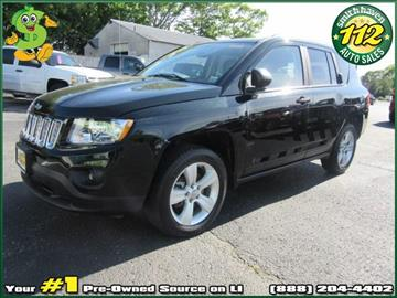 2013 Jeep Compass for sale in Medford, NY