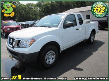 2016 Nissan Frontier for sale in Medford, NY