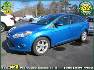 2013 Ford Focus for sale in Medford, NY