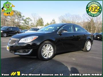 2014 Buick Regal for sale in Medford, NY