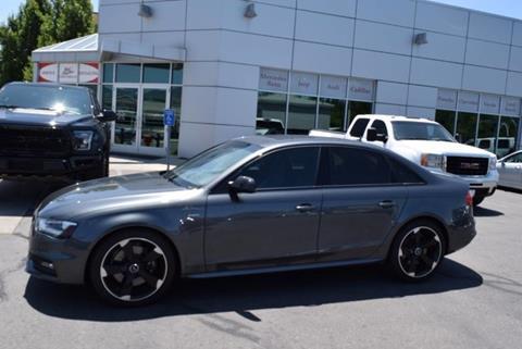 2015 Audi S4 for sale in Salt Lake City, UT