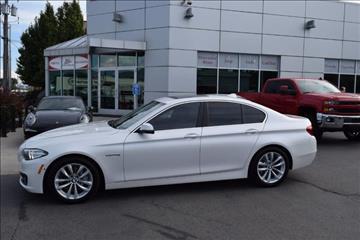 2016 BMW 5 Series for sale in Salt Lake City, UT