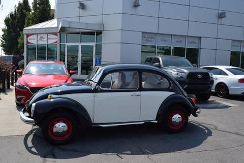 1971 Volkswagen Beetle for sale in Salt Lake City, UT