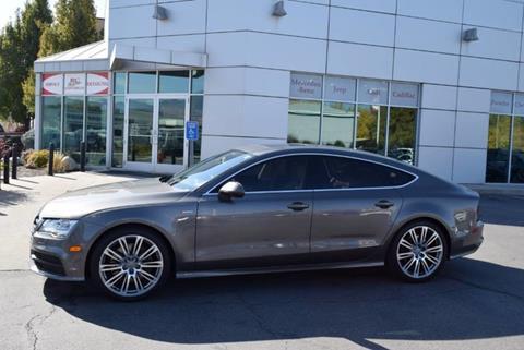 2012 Audi A7 for sale in Salt Lake City, UT