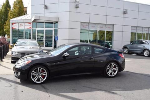 2011 Hyundai Genesis Coupe for sale in Salt Lake City, UT