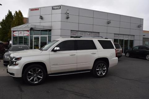 2015 Chevrolet Tahoe for sale in Salt Lake City, UT