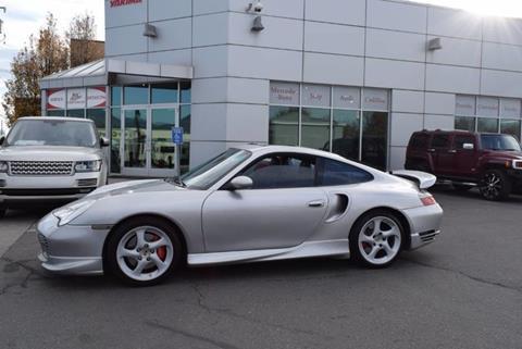 2002 Porsche 911 For Sale In Salt Lake City, UT