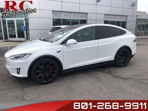 Used Tesla Model X For Sale >> 2018 Tesla Model X For Sale In Salt Lake City Ut