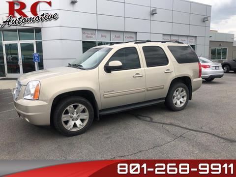 2011 GMC Yukon for sale in Salt Lake City, UT