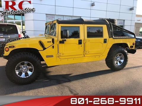 2000 AM General Hummer for sale in Salt Lake City, UT