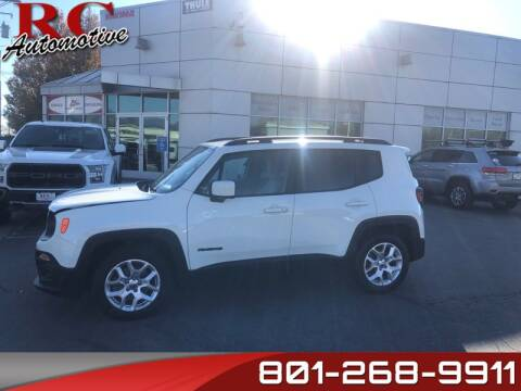2016 Jeep Renegade for sale in Salt Lake City, UT