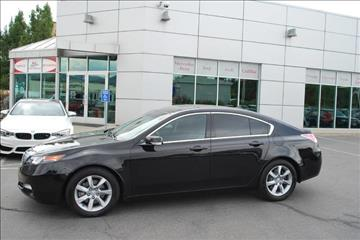 2012 Acura TL for sale in Salt Lake City, UT
