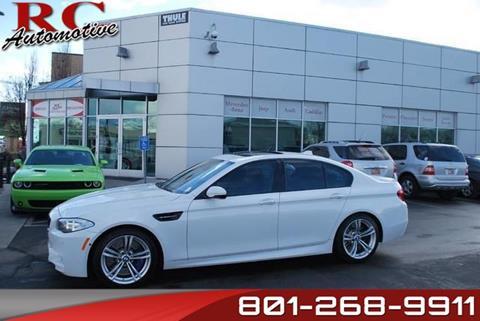 2013 BMW M5 for sale in Salt Lake City, UT