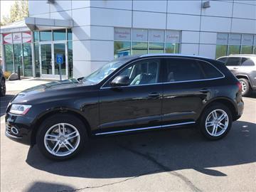 2016 Audi Q5 for sale in Salt Lake City, UT