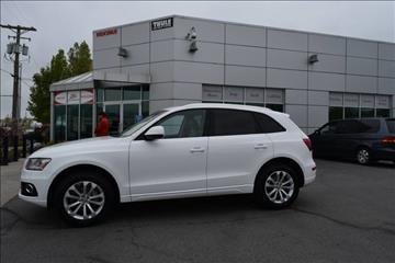 2014 Audi Q5 for sale in Salt Lake City, UT