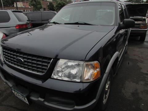 2002 Ford Explorer for sale in Minneapolis, MN