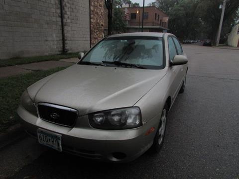 2001 Hyundai Elantra for sale in Minneapolis, MN
