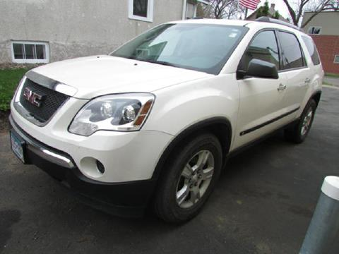 2010 GMC Acadia for sale in Minneapolis, MN
