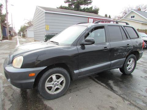 2001 Hyundai Santa Fe for sale in Minneapolis, MN