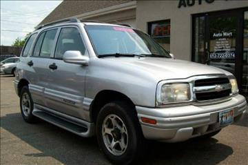 2001 Chevrolet Tracker for sale in Minneapolis, MN