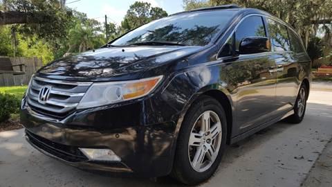 2012 Honda Odyssey for sale in Floral City, FL