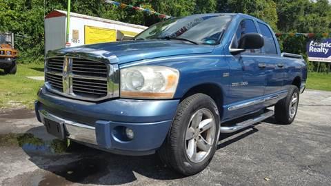2006 Dodge Ram Pickup 1500 for sale in Floral City, FL
