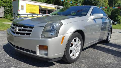 2005 Cadillac CTS for sale in Floral City, FL