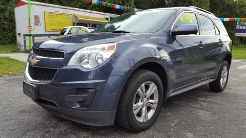 2014 Chevrolet Equinox for sale in Floral City, FL
