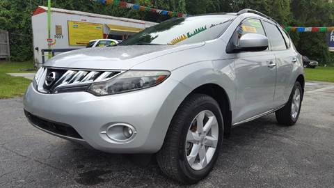 2010 Nissan Murano for sale in Floral City, FL
