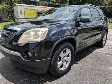 2008 GMC Acadia for sale in Floral City, FL