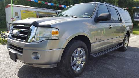2008 Ford Expedition EL for sale in Floral City, FL