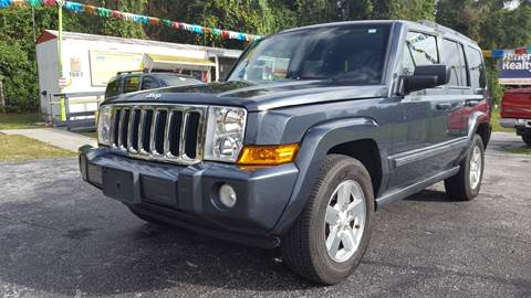 2007 Jeep Commander for sale in Floral City, FL