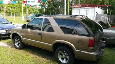 2002 Chevrolet Blazer for sale in Floral City, FL