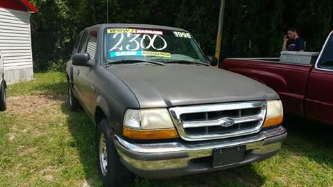 1998 Ford Ranger for sale in Floral City, FL