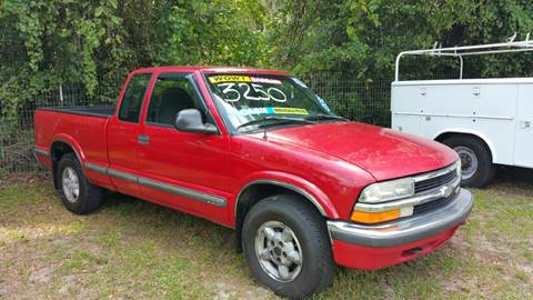 1998 Chevrolet S-10 for sale in Floral City, FL
